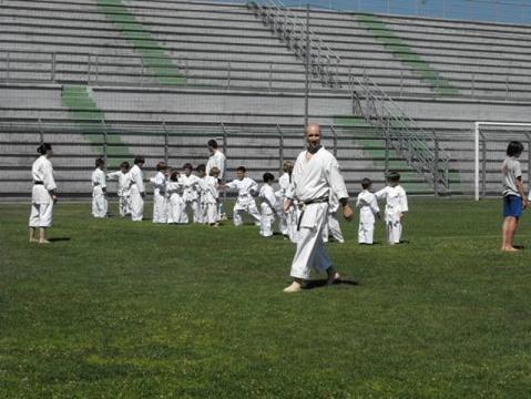 Stage con Esami Associazione 14 Giugno 2009
