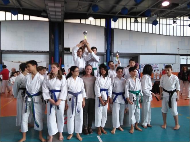 Trofeo Bushido 2016
